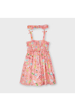 Mayoral Dress with smock