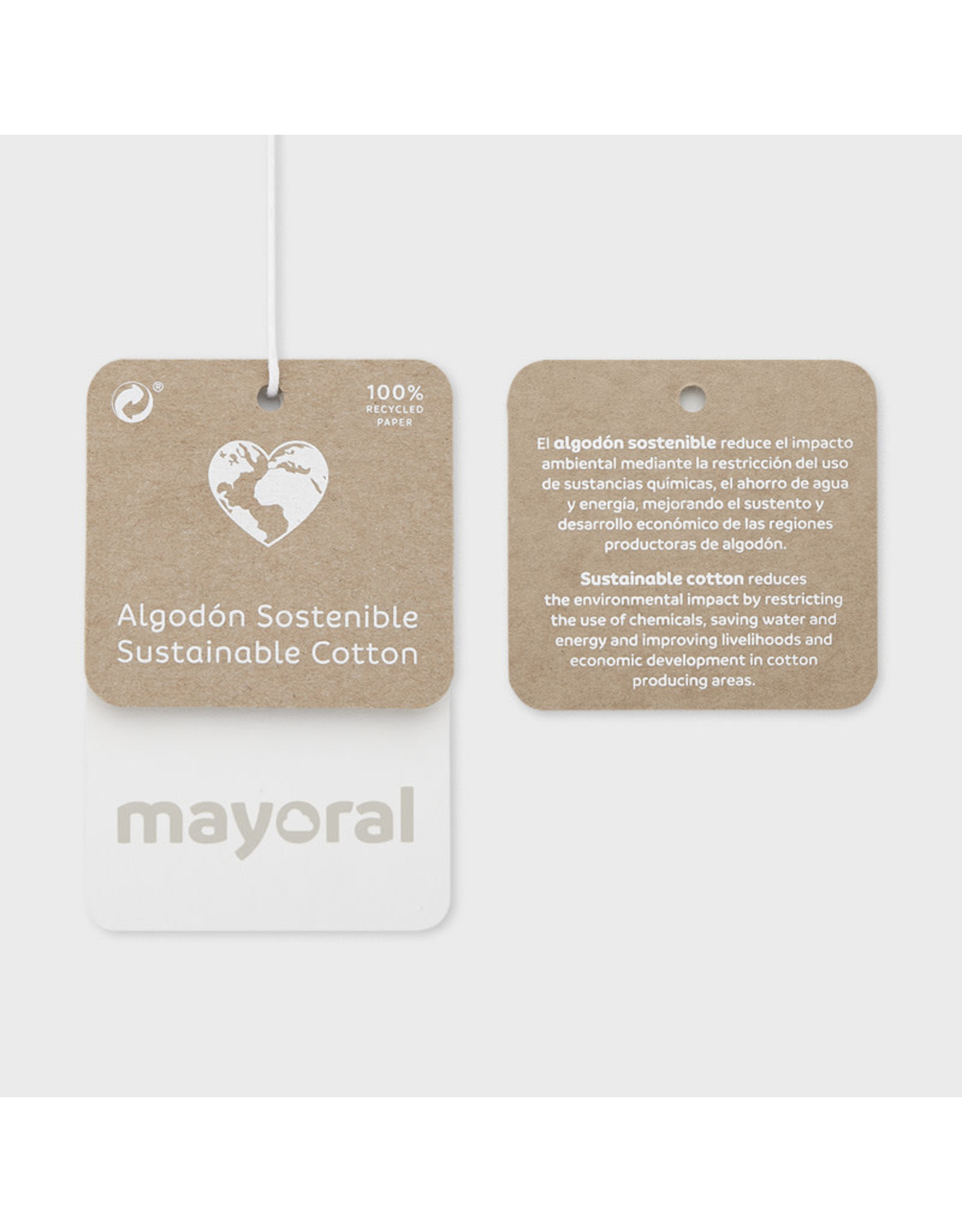 Mayoral Embroidery Short Set