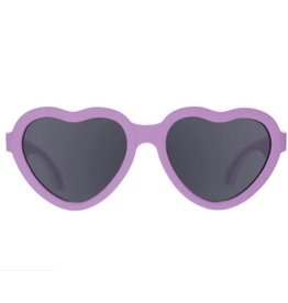 "Babiators ""Ooh La Lavender"" Hearts Sunglasses"