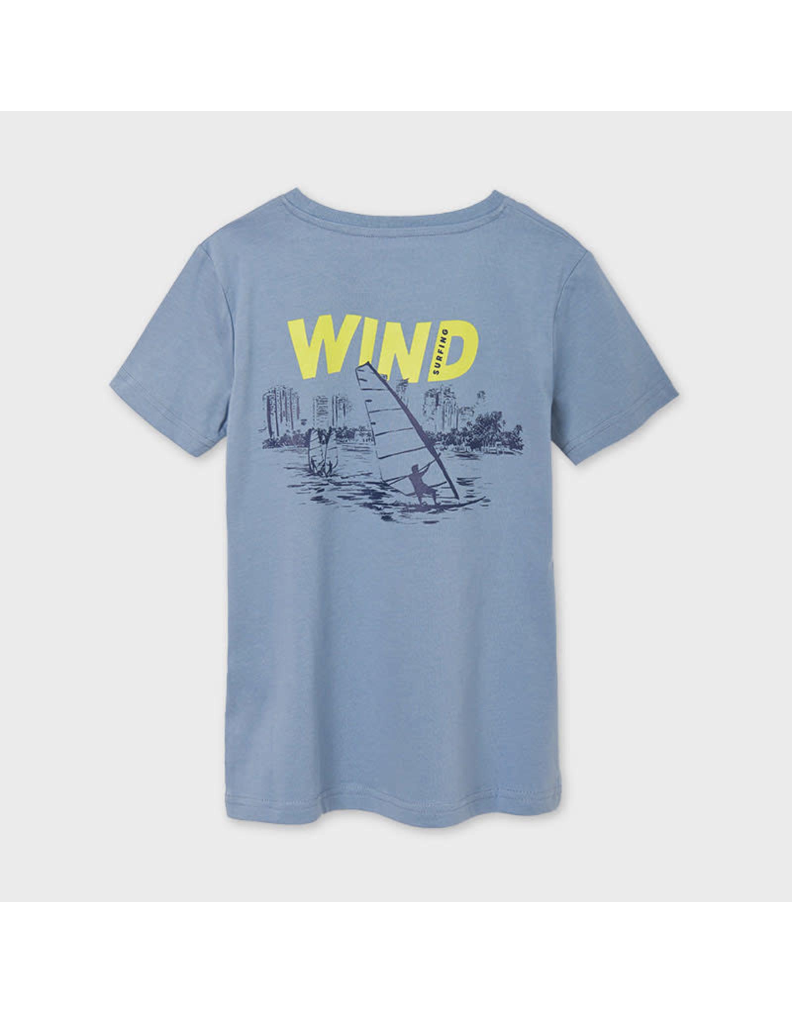 "Mayoral ""Wind"" Short Sleeve T-Shirt"