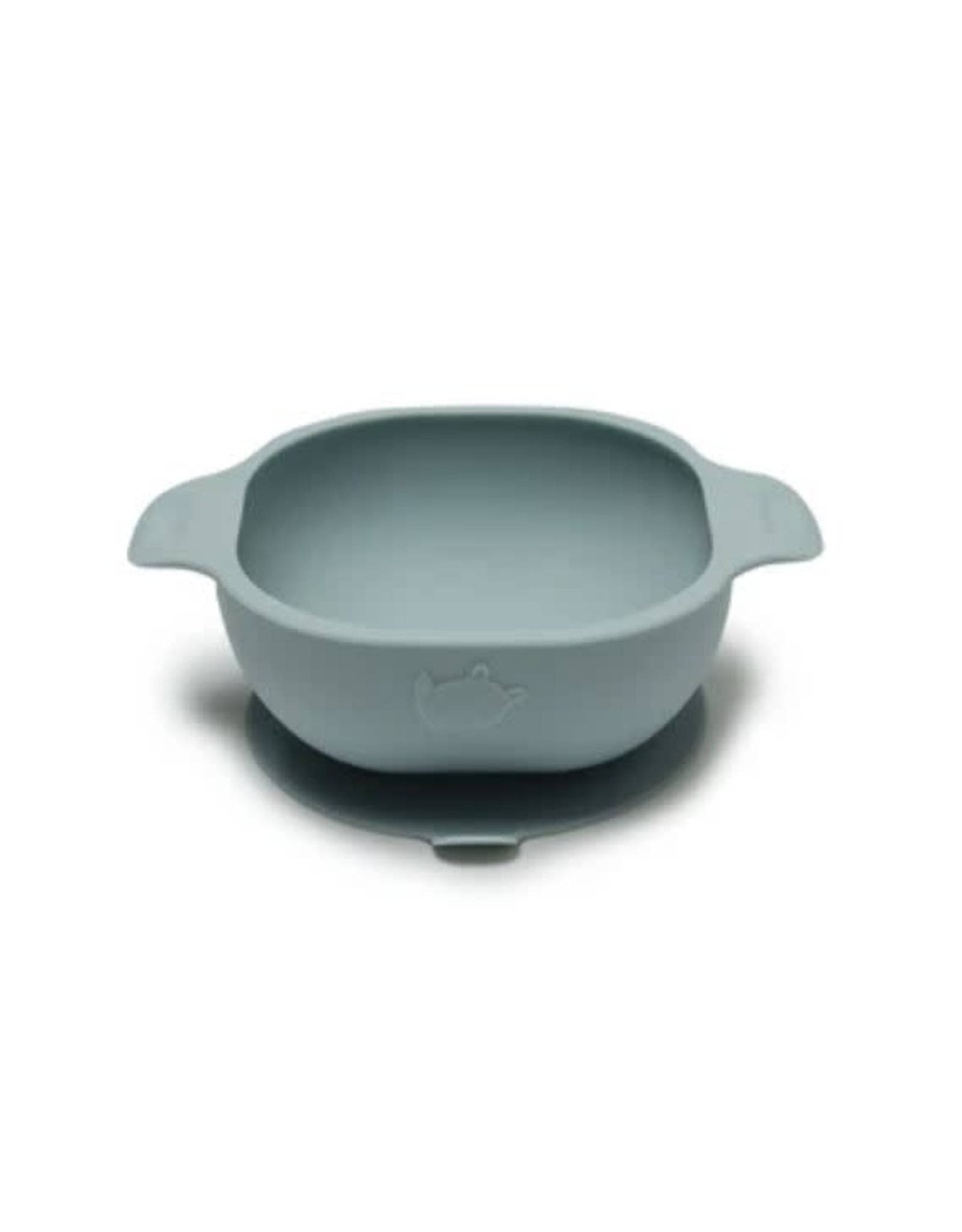 Loulou Lollipop Born to be Wild Silicone Snack Bowl - Blue
