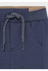 Mayoral Fleece Basic Trousers - Sport Blue