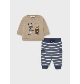 Mayoral Baby Bear Pullover Tracksuit