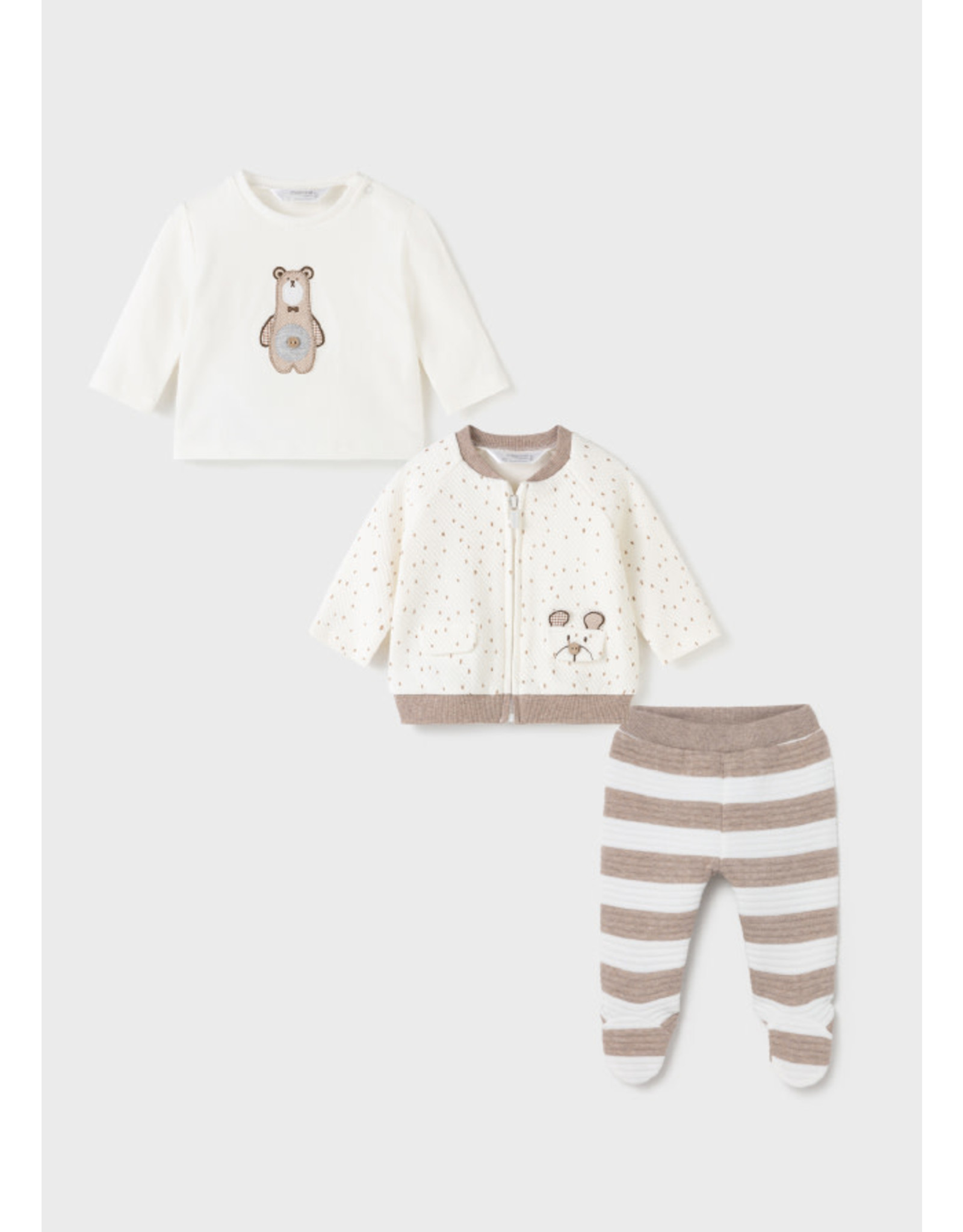 Mayoral Baby Bear Tracksuit (3pc)