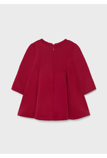 Mayoral Baby Girl Red Knit Dress