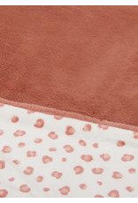 Mayoral Terracotta Kitten Fur Blanket