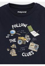 "Mayoral ""Little Spy"" T-Shirt Set (2pc)"