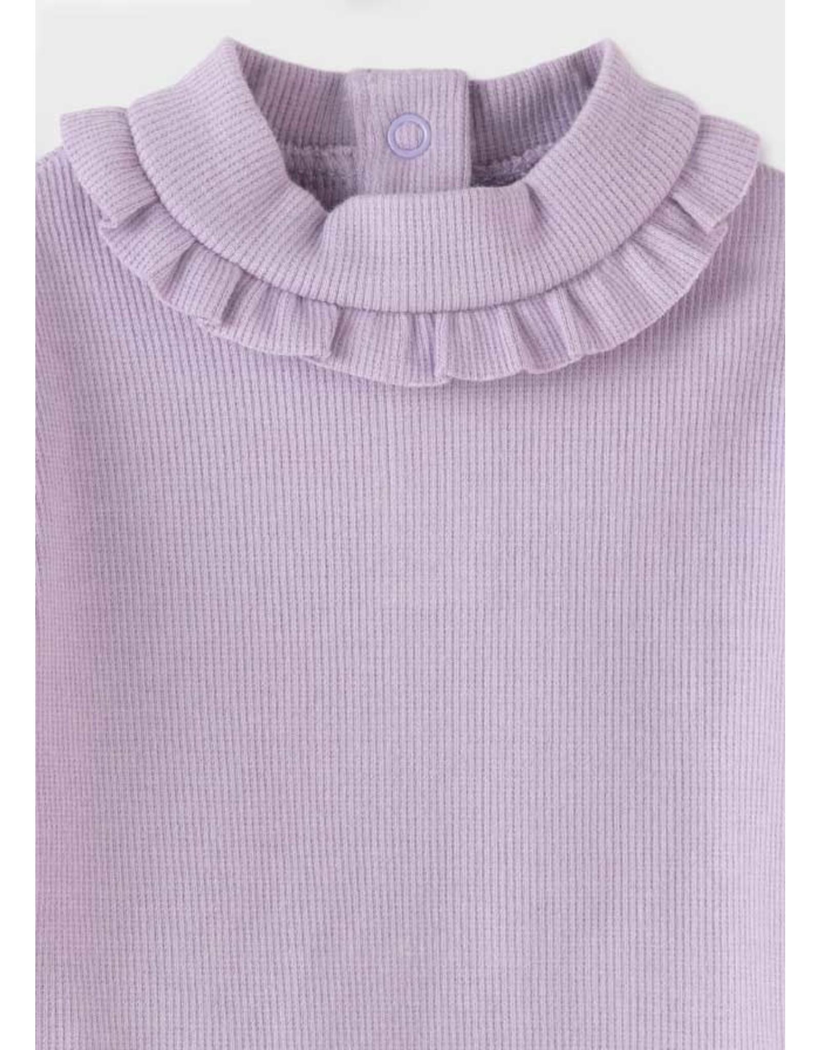 Mayoral Mockneck Sweater - Lilac