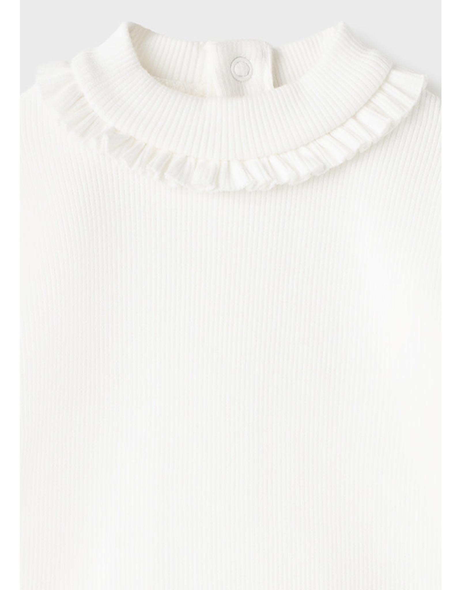 Mayoral Mockneck Sweater - Natural