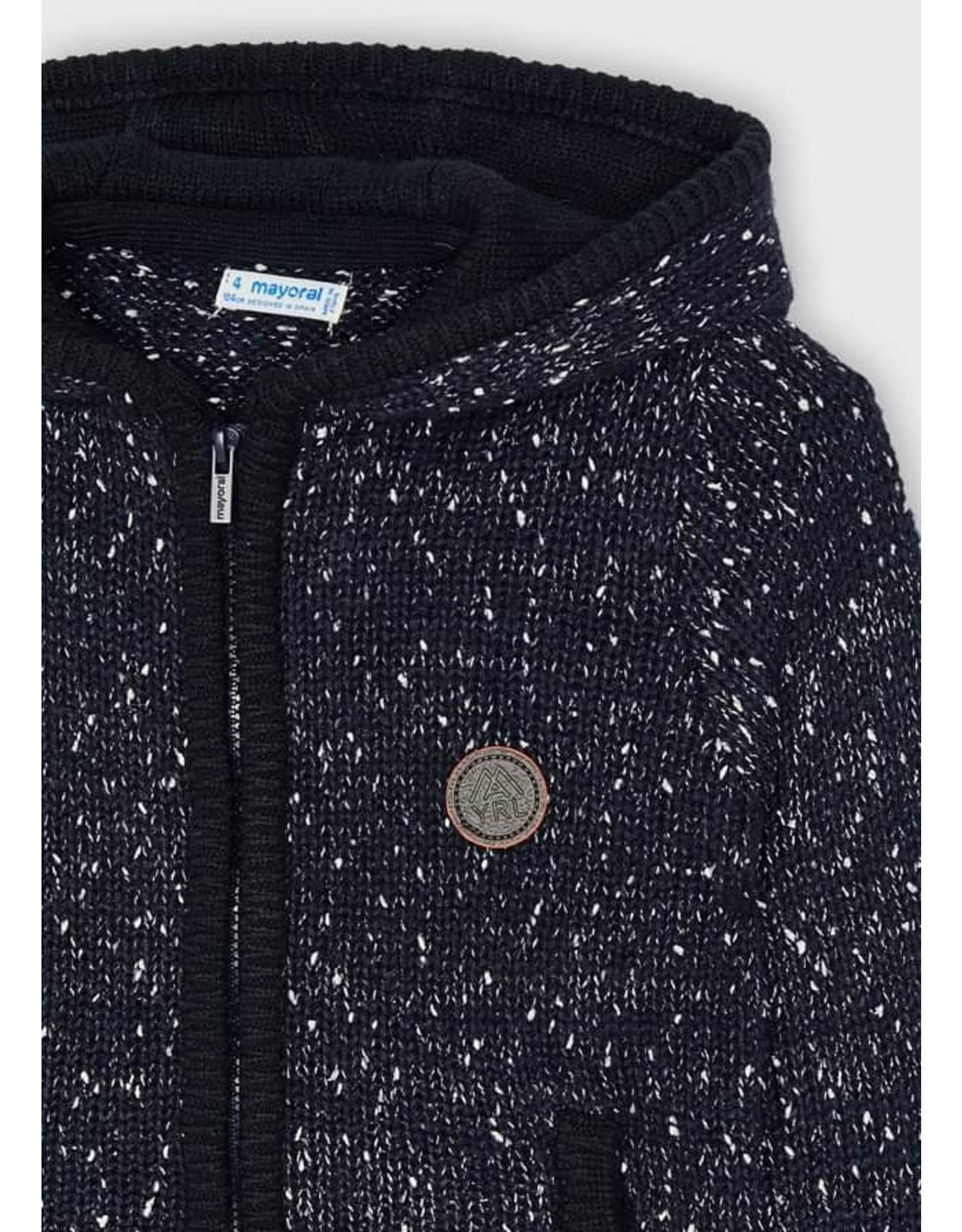 Mayoral Night Knit Sweatshirt
