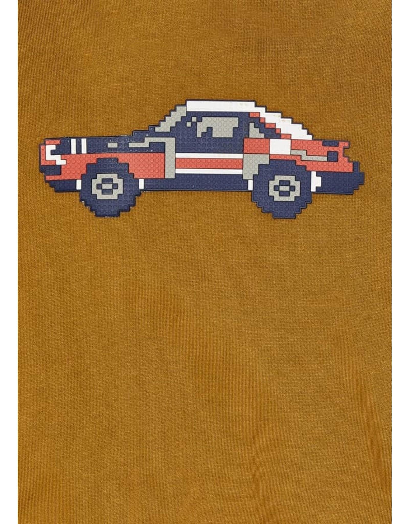 Mayoral Brown Car Hoodie