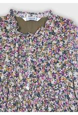 Mayoral Lilac Print Dress