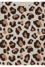 Mayoral Leopard Print Sweater - Natural