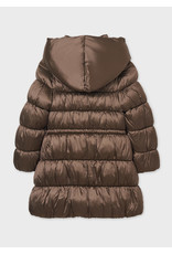 Mayoral Mocha Padded Coat