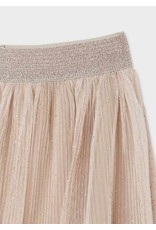 Mayoral Almond Tulle Skirt