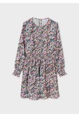 Mayoral Tween Lilac Flower Dress
