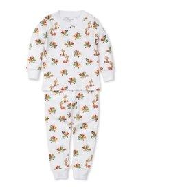 Kissy Kissy Turkey Trot Pajama Set