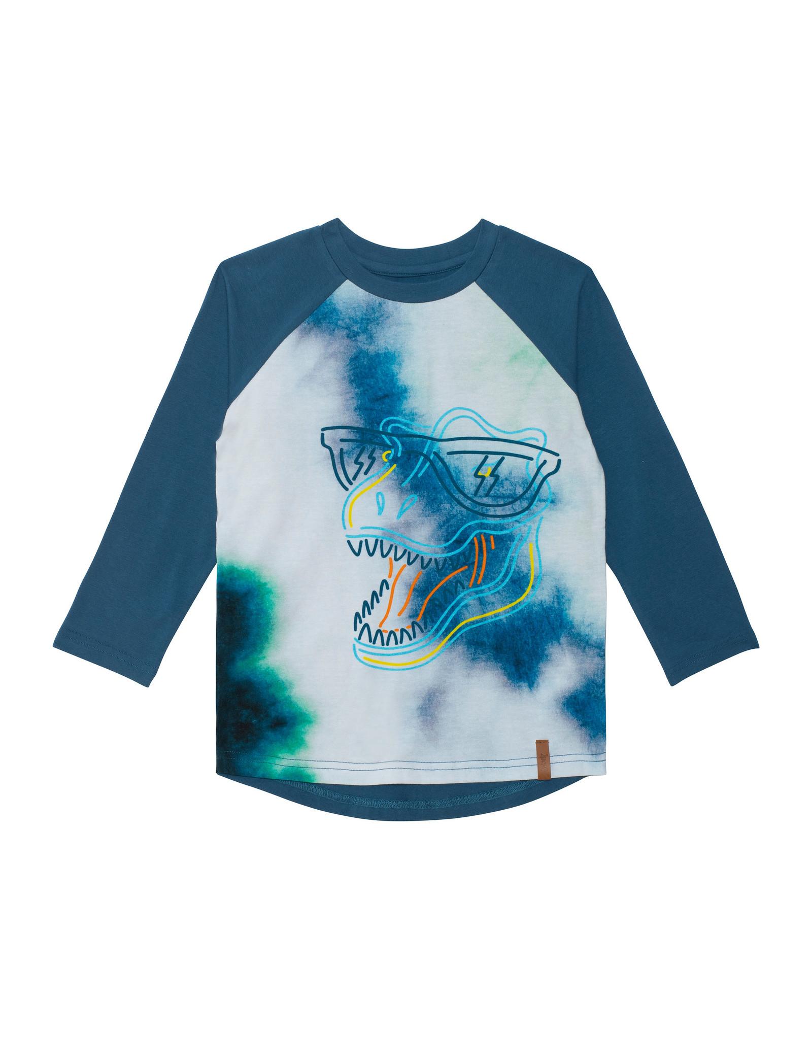 Deux Par Deux Dino Sunglasses T-Shirt