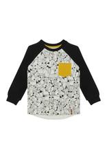 Deux Par Deux Fox T-Shirt with Pocket