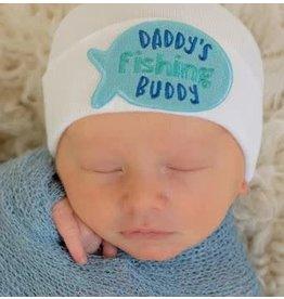 ilybean Nursery Beanie - Daddys Fishing Buddy