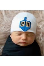 ilybean Nursery Beanie - Dreidel Hat