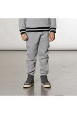 Deux Par Deux Grey Quilted Sweatpants