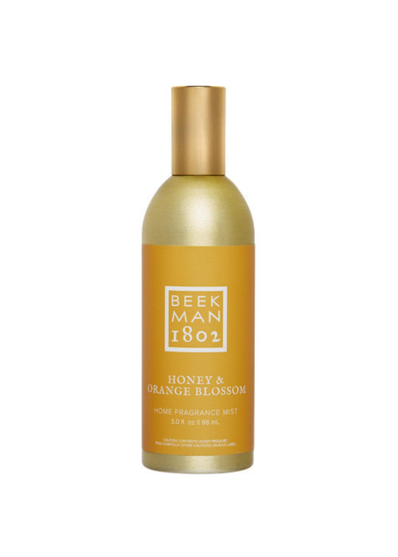 Beekman 1802 Honey & Orange Blossom Home Fragrance Mist