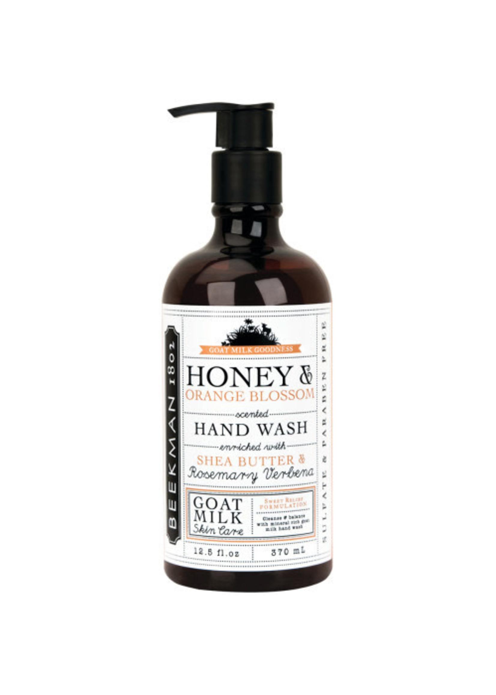 Beekman 1802 Honey & Orange Blossom Hand & Body Wash
