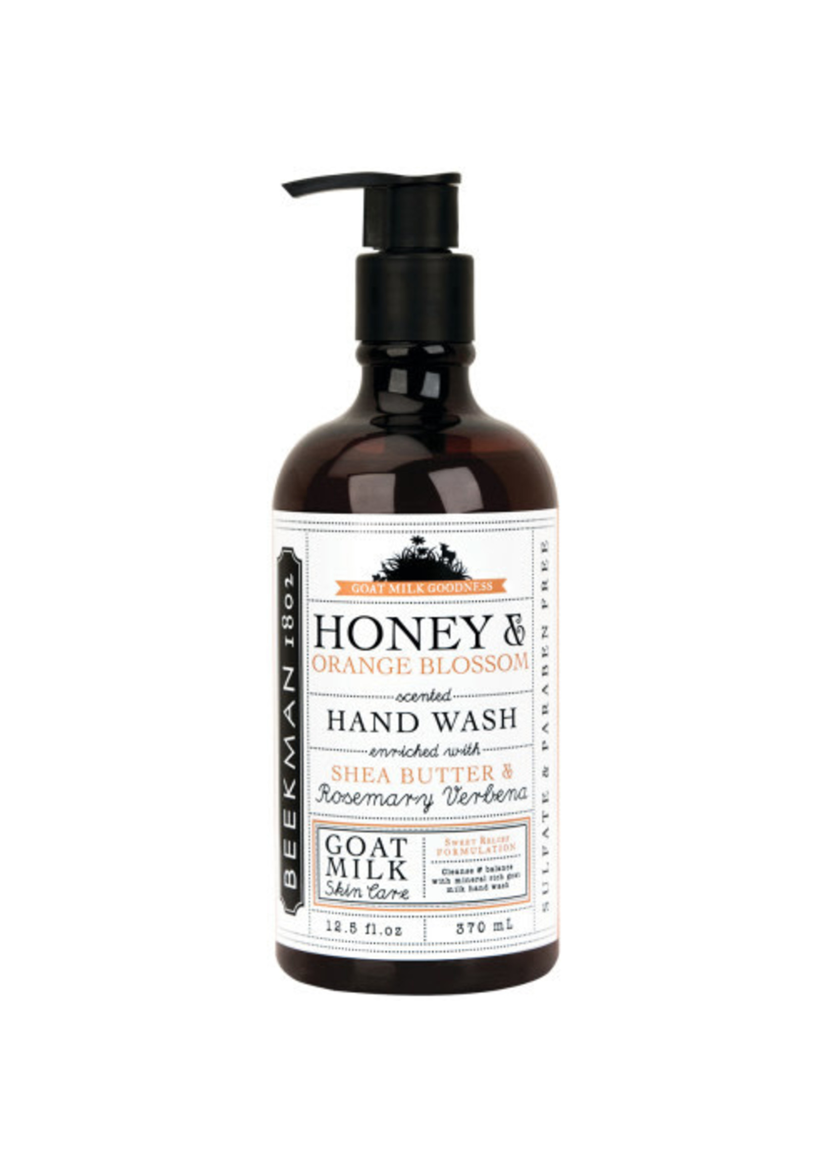 Honey & Orange Blossom Hand & Body Wash