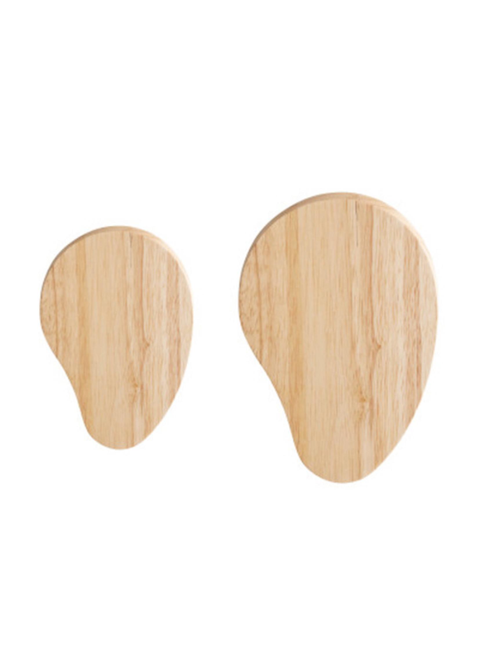Rubberwood Serving Board