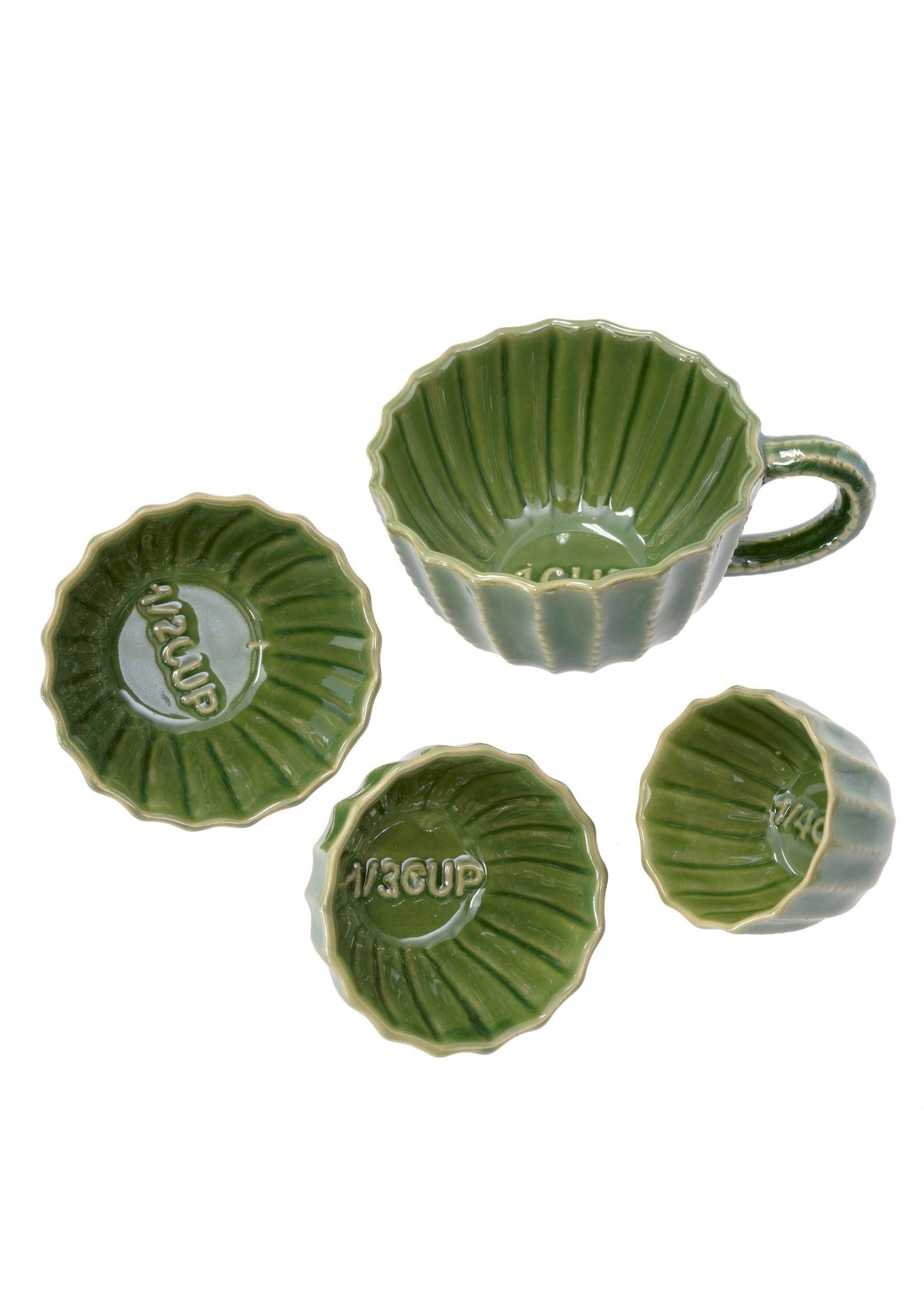 Succulent Measuring Cups