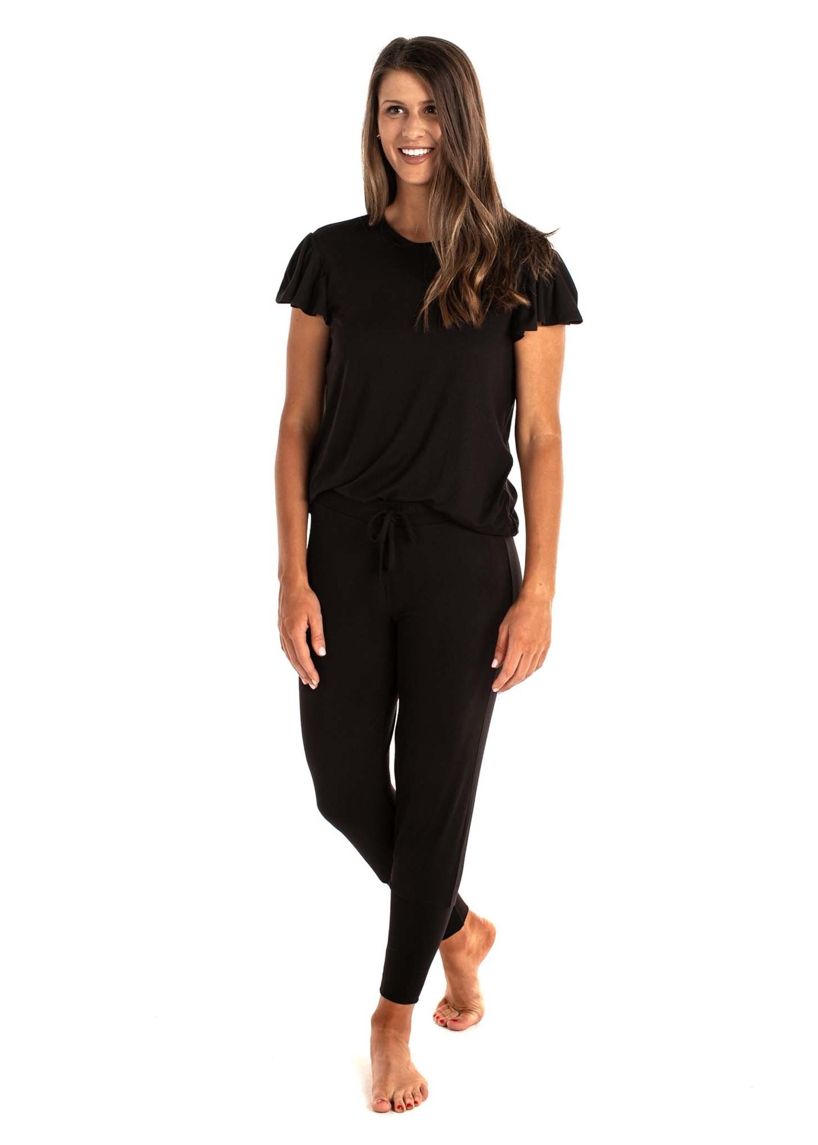 Riley Joggers with Drawstring
