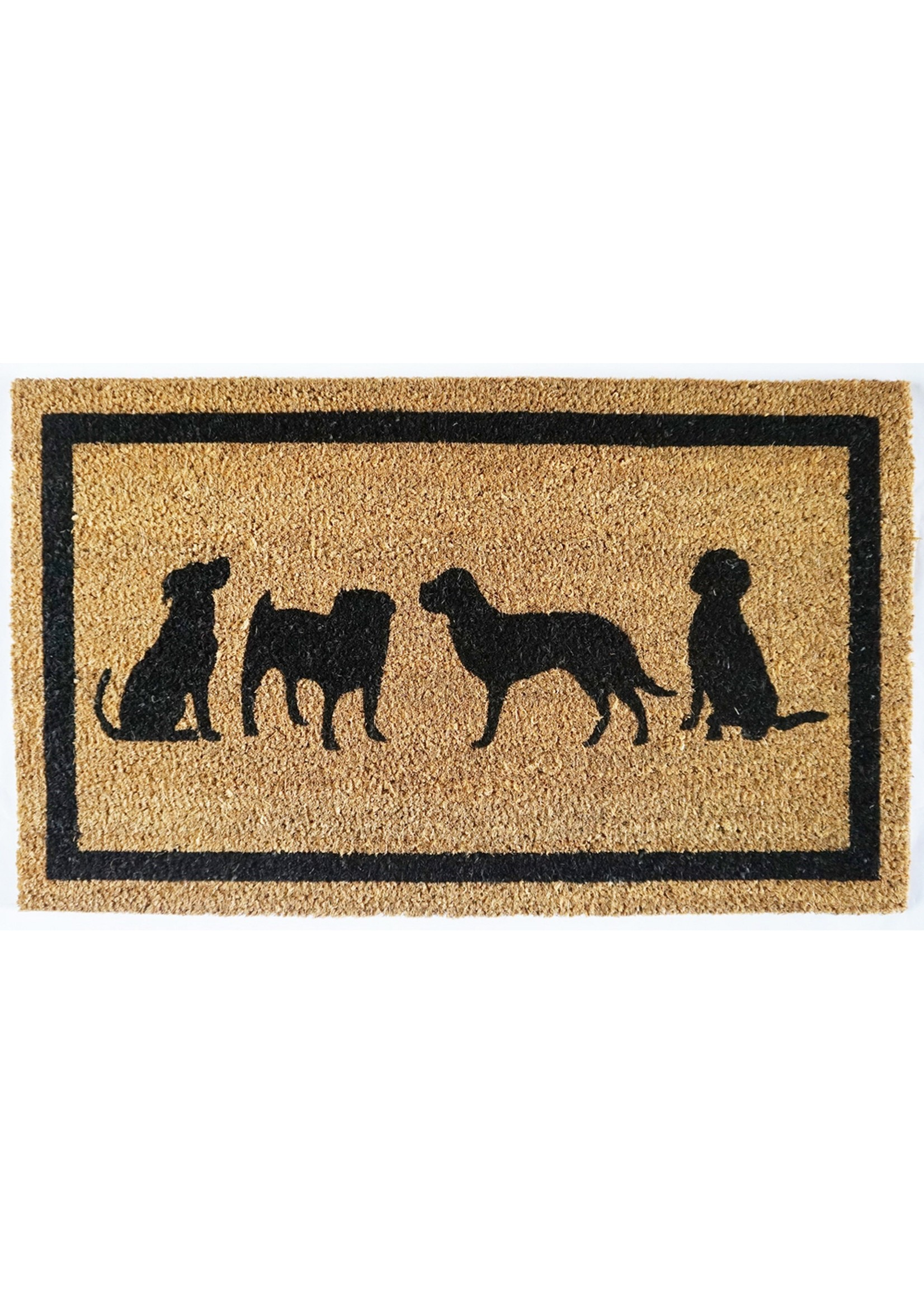 Natural Dog Doormat