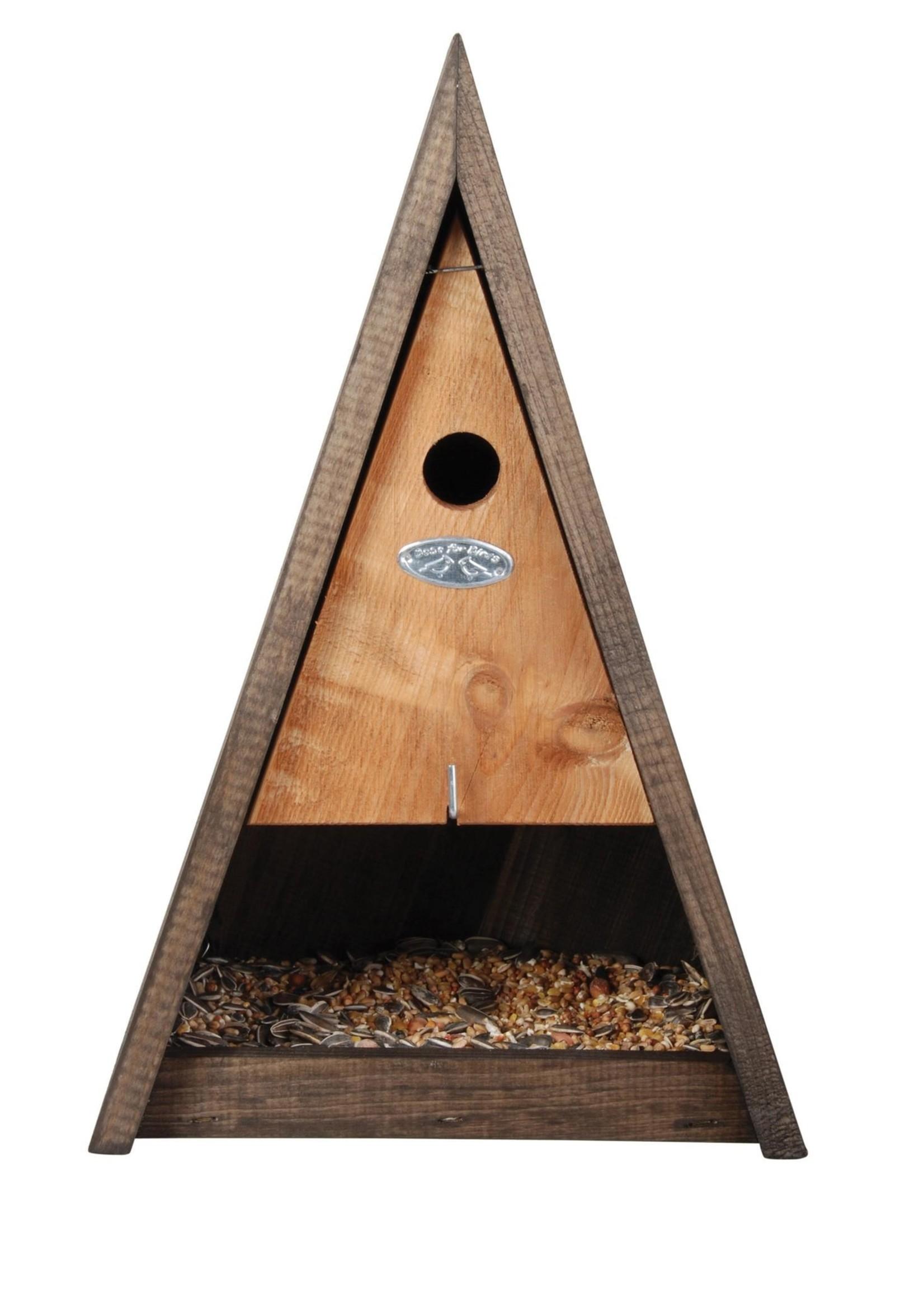 Triangle Bird House