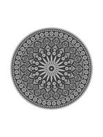 Round Garden Carpet