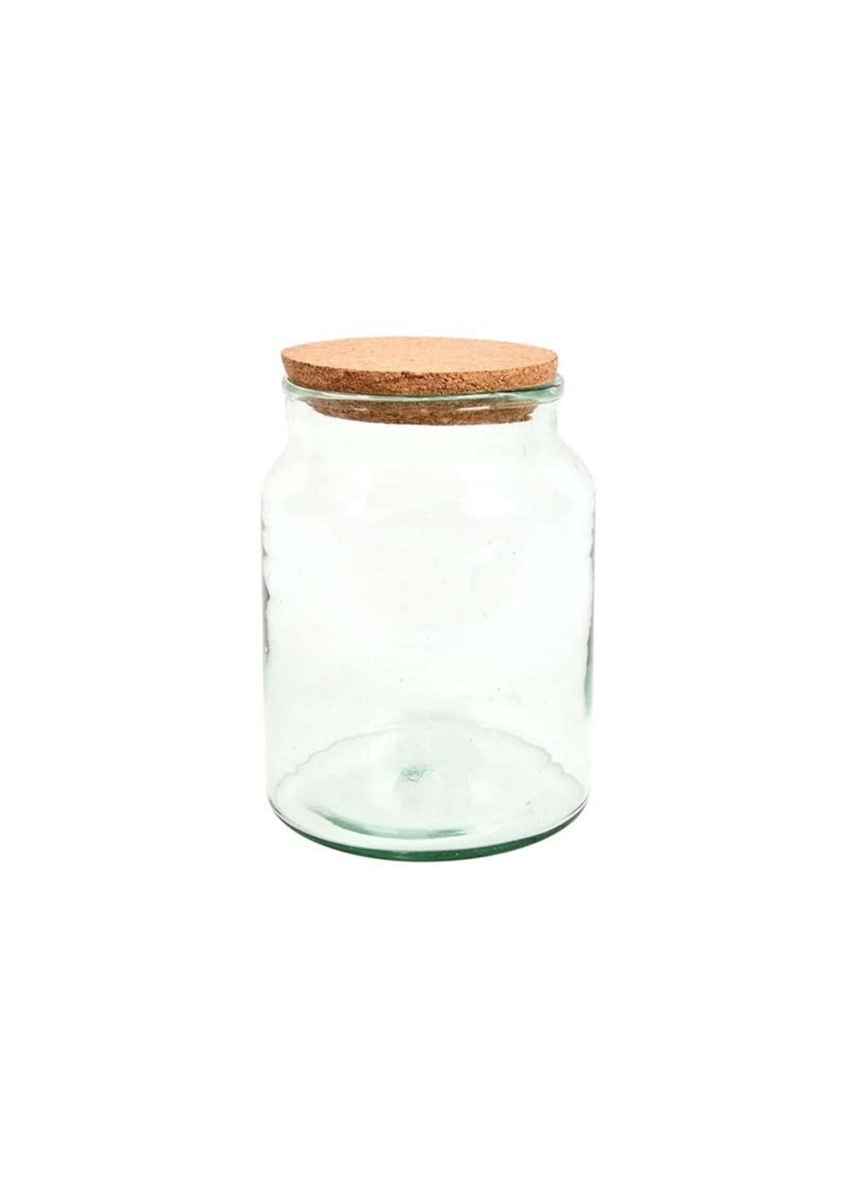 Half Open Terrarium Bottle