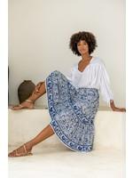 Beachgold Sheer Oriana Shirt