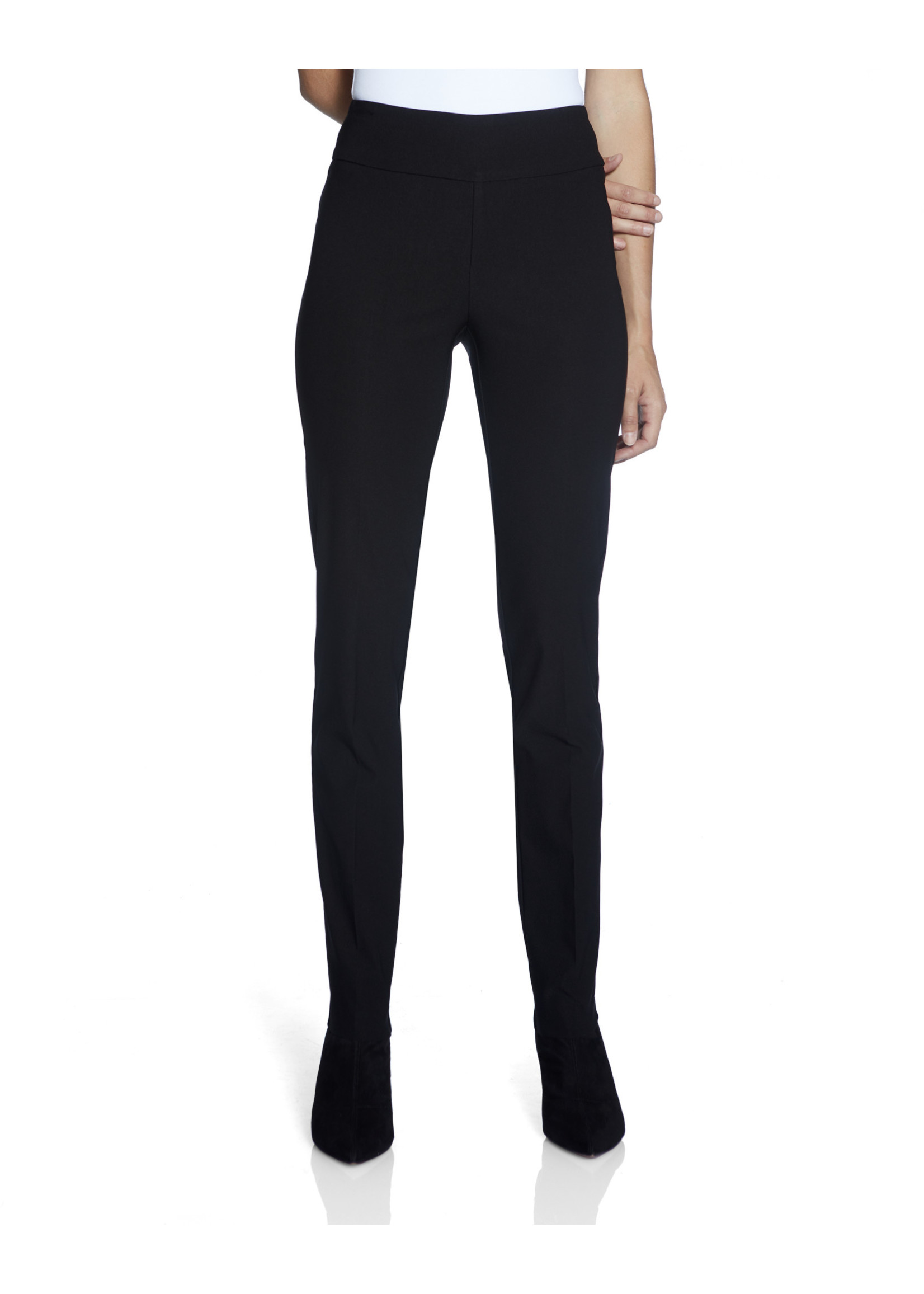 "Up Pants Techno Slim Leg Ankle Pant 31"""