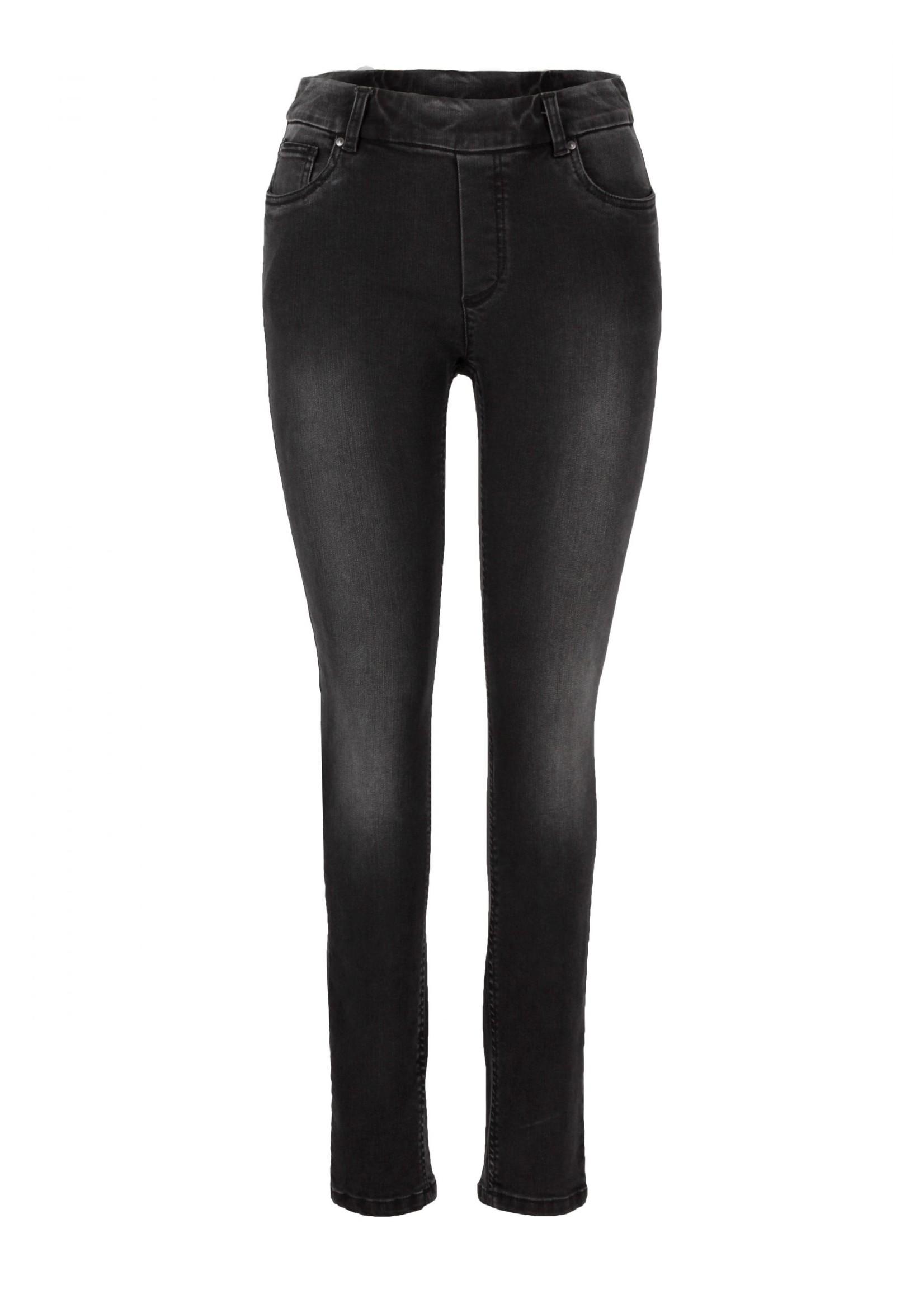 Up Pants Skinny Pull-On Denim