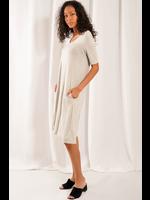 Terrera Jill Elbow Sleeve Dress