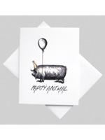 Cardideology Party Animal Card