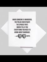 Cardideology Murdering Spouse Card