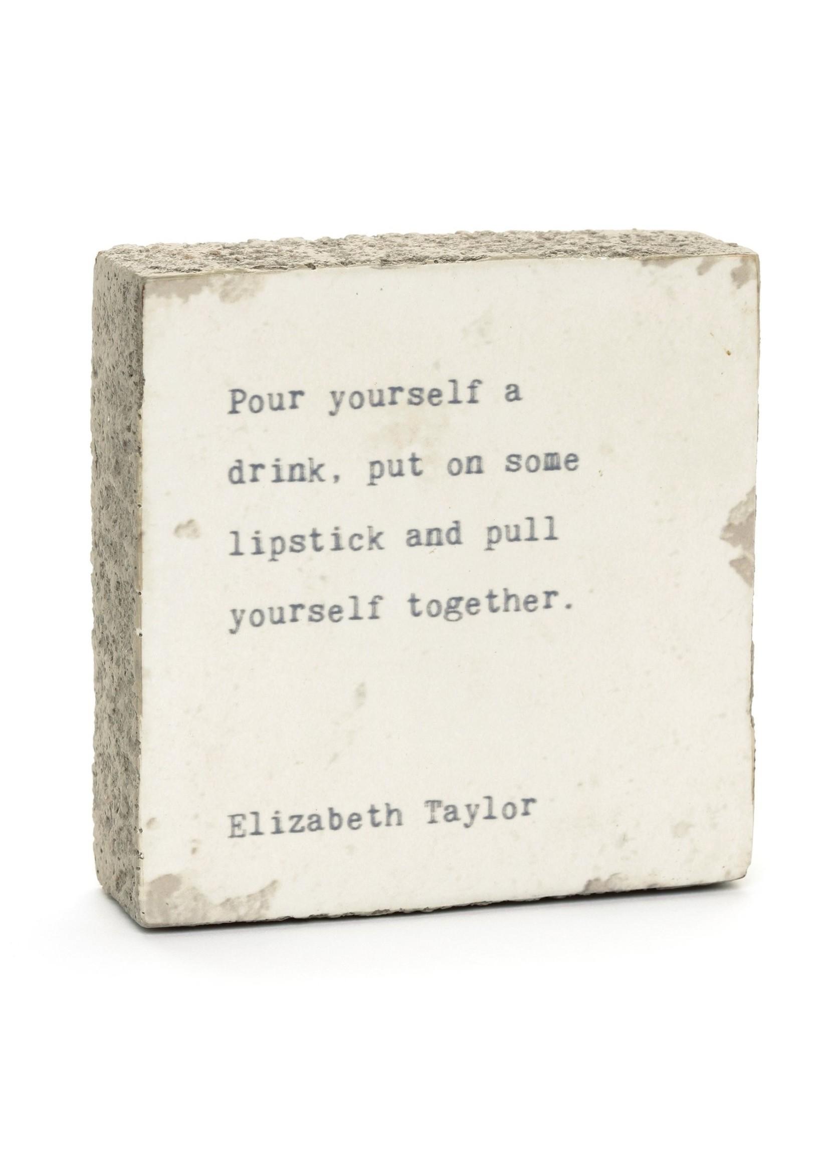 Pour Drink Little Gem