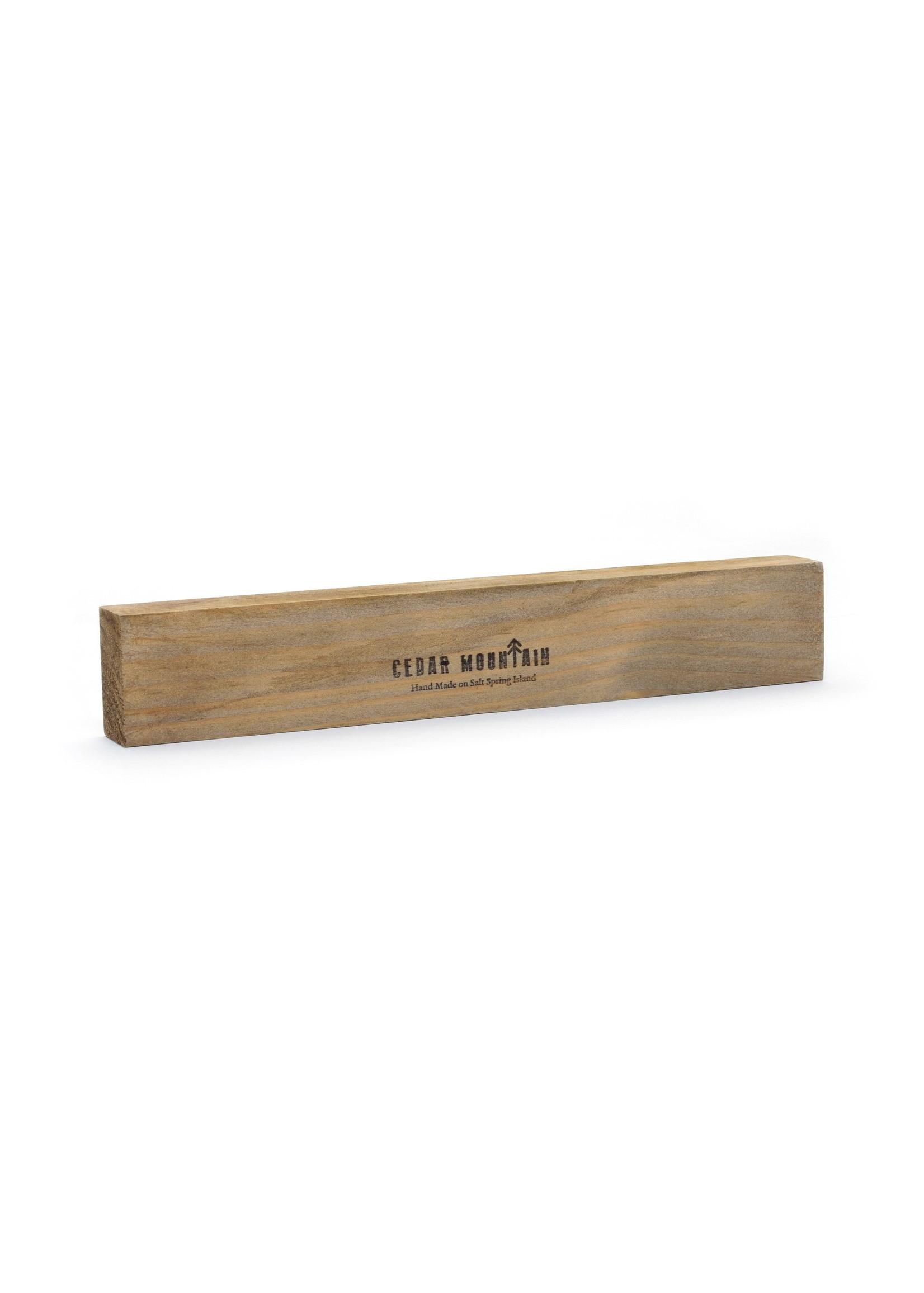 Cedar Mountain Studios Be Patient Timber Bit