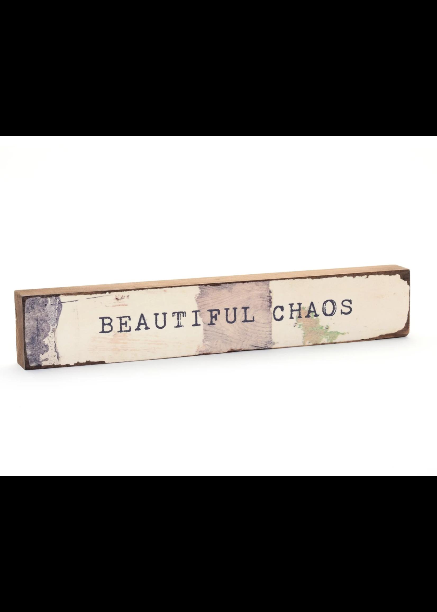Cedar Mountain Studios Beautiful Chaos Timber Bit