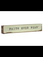 Cedar Mountain Studios Faith Over Fear Timber Bit