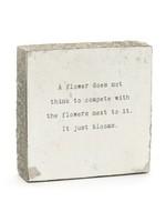 A Flower Does Not Little Gem