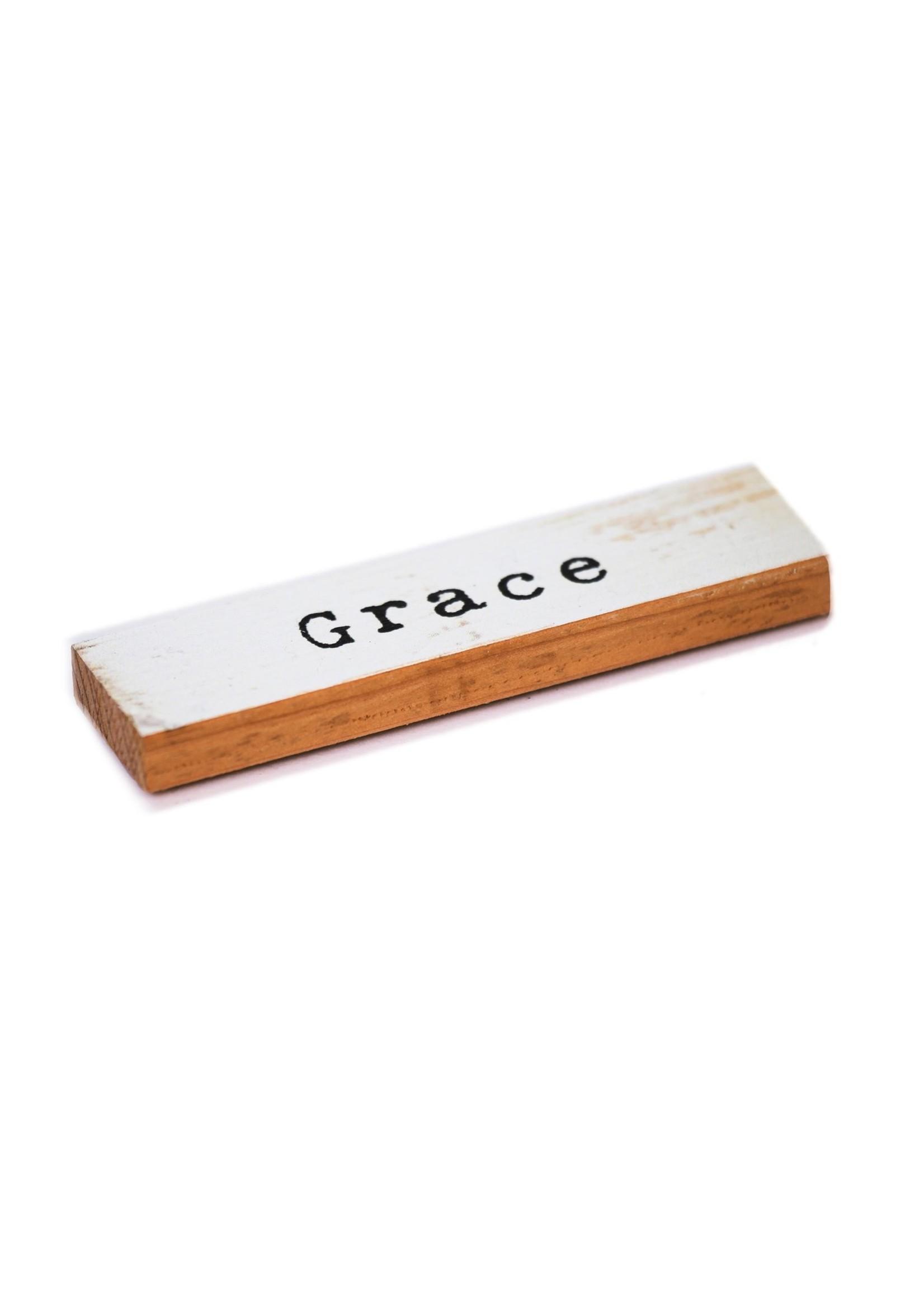 Grace Timber Magnet