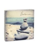 Balance Rocks Art Block