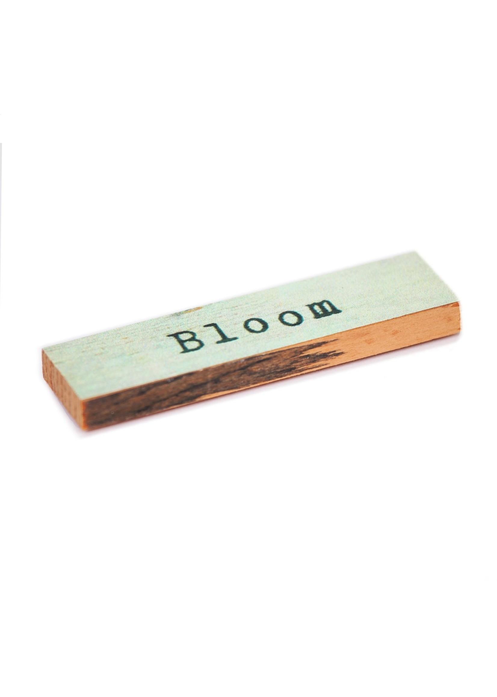 Cedar Mountain Studios Bloom Timber Magnet